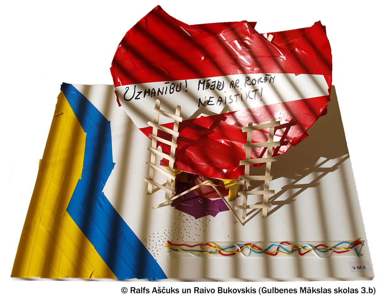 2014-03-24-mūsu-Ralfs-un-Raivo-kopā-ar-skolotāju-Dzidru-devās-uz-Valsts-konkursa-EsTelpaVide-II-kārtu-Valmierā